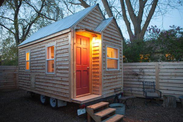 Jamisons Tiny House - Exterior