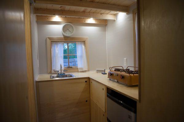 Jamisons Tiny House - Kitchen