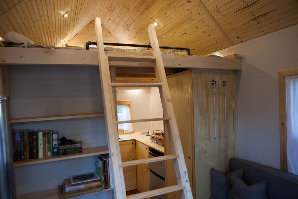 Jamison S Tiny House Tinyhousedesign