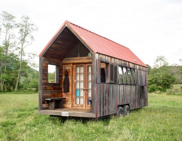 Pocket Shelter - Exterior