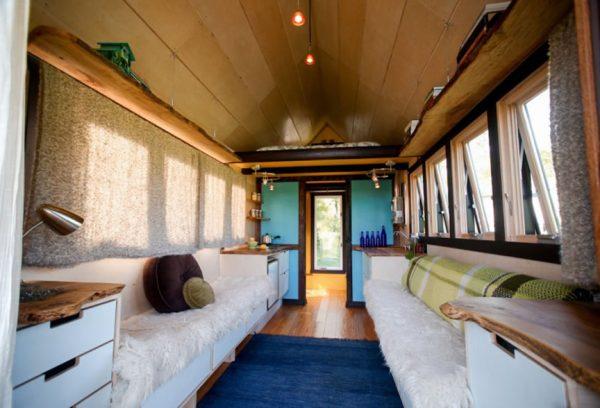 Pocket Shelter - Interior