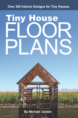 Tiny House Floor Plans book by Michael Janzen