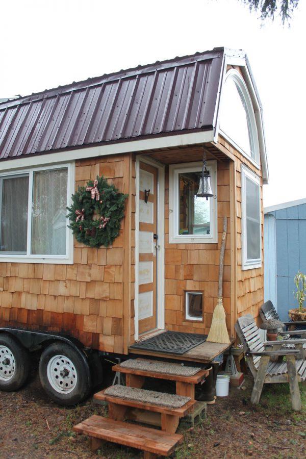 April Anson - Exterior Front Porch