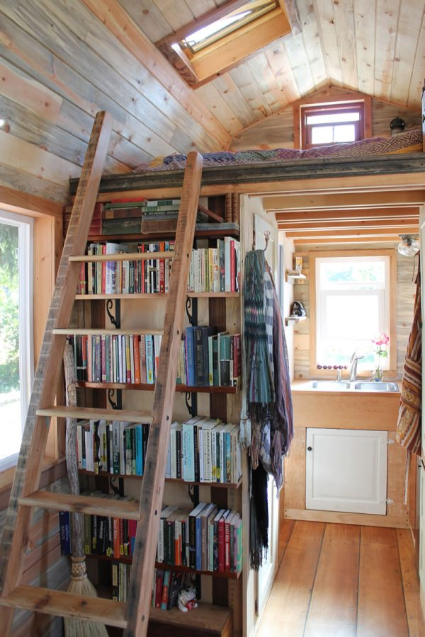 April Anson - Ladder to Loft