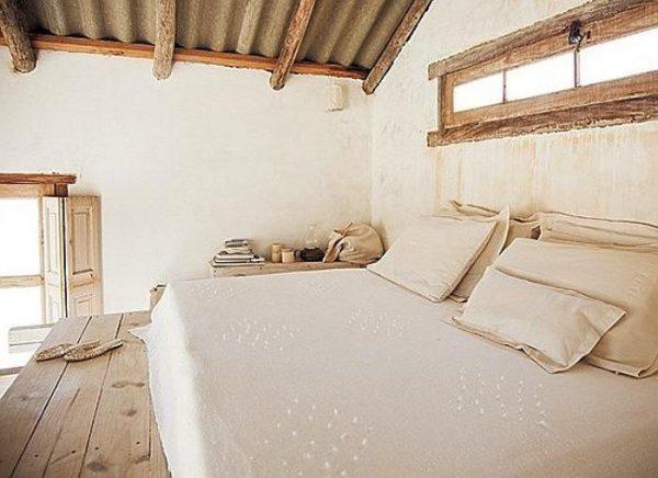Beach House in Uruguay - Loft Bed