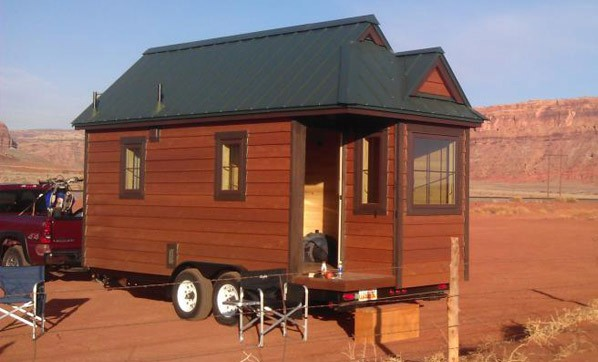 Open Trail Homes