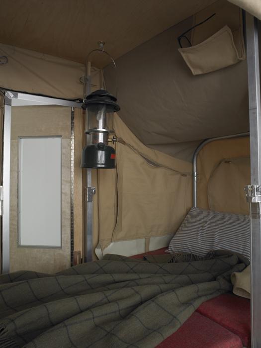 Camper Kart - Interior