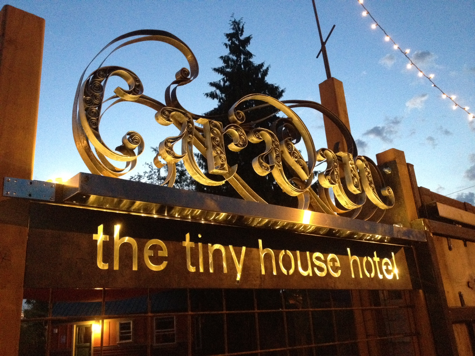 Caravan – The Tiny House Hotel