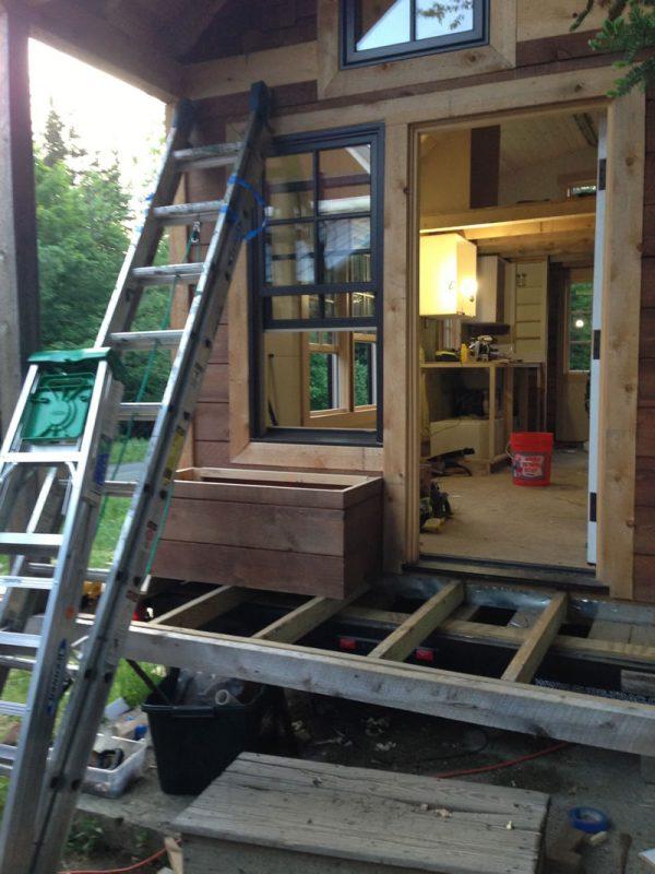 Front Door - Ethan's House