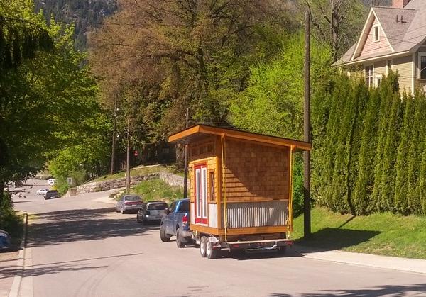 Nelson V Tiny House