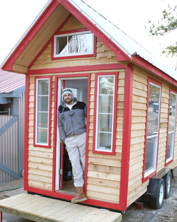 Papaw's Tiny House