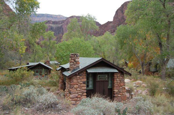 Phantom Ranch Landscape
