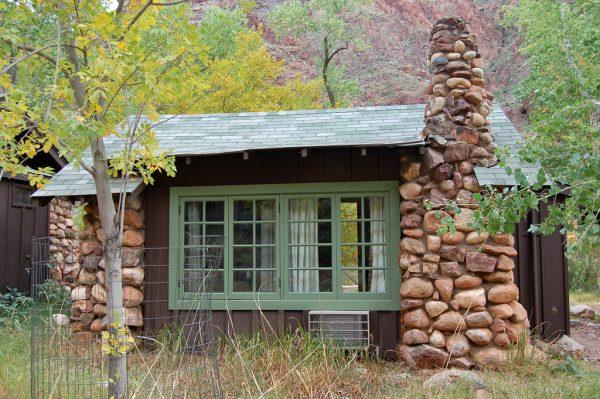 Phantom Ranch with Chimney