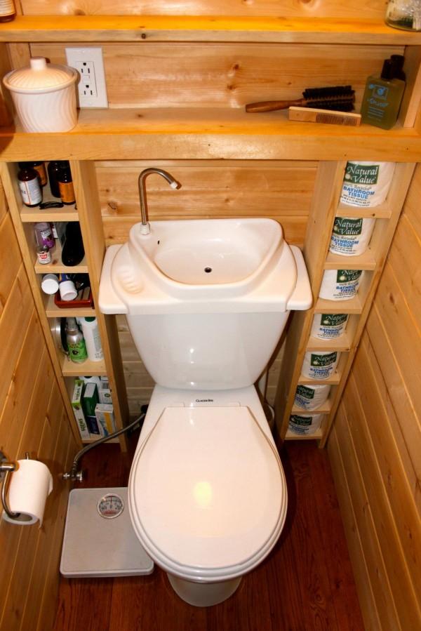 Shawn and Jamie Dehner - Toilet