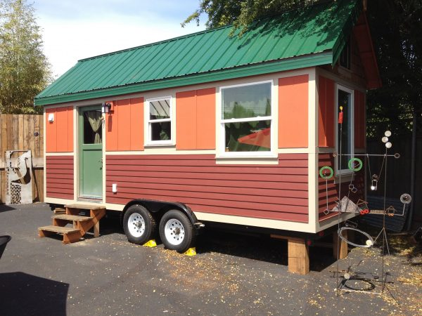 The Tandem - The Tiny House Hotel