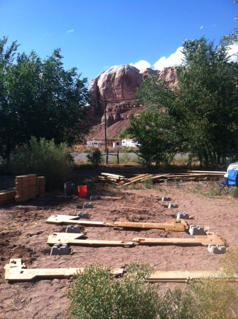 FOUNDhouse on site in Utah