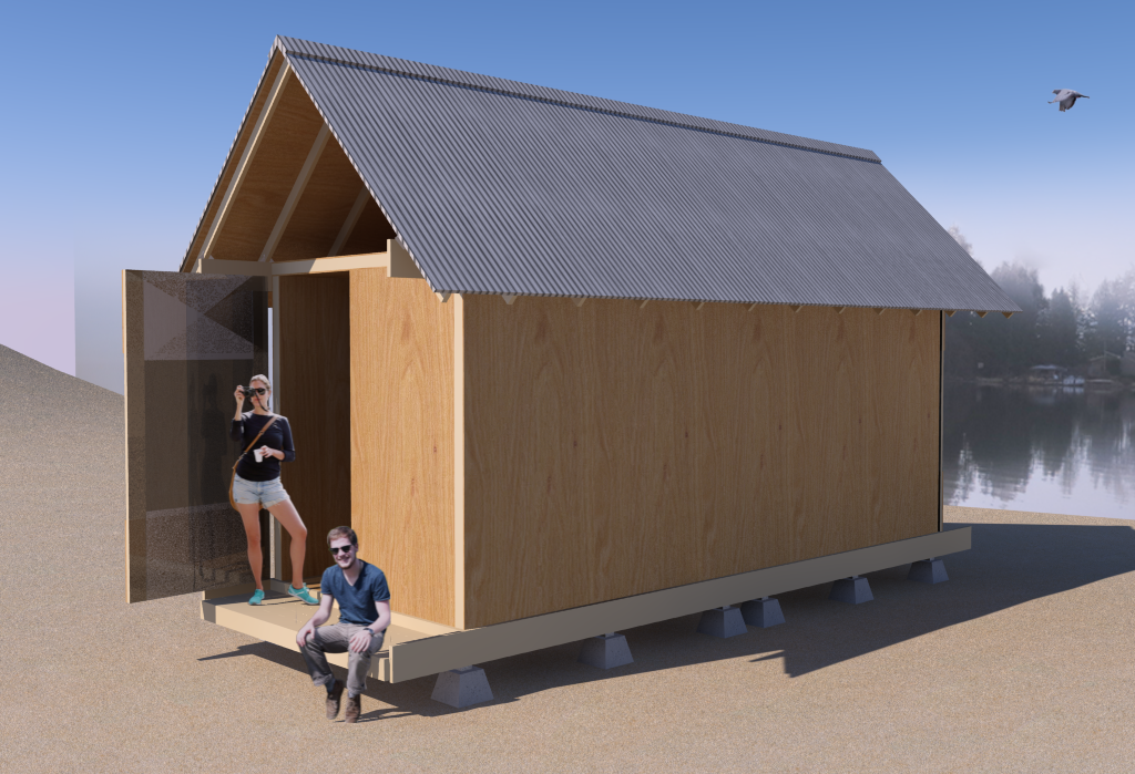 Uncut Tiny House Improved
