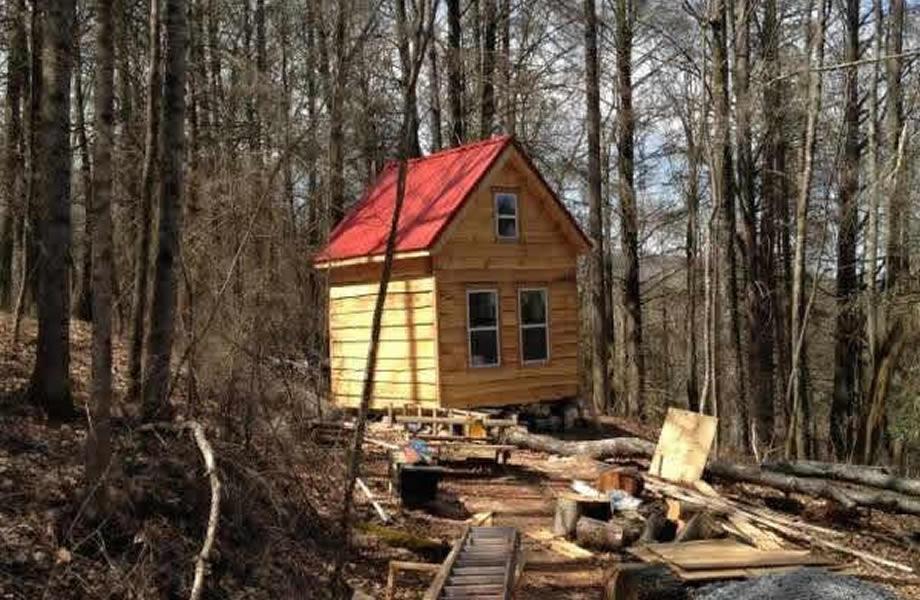 Gerald's Prospector's Cabin