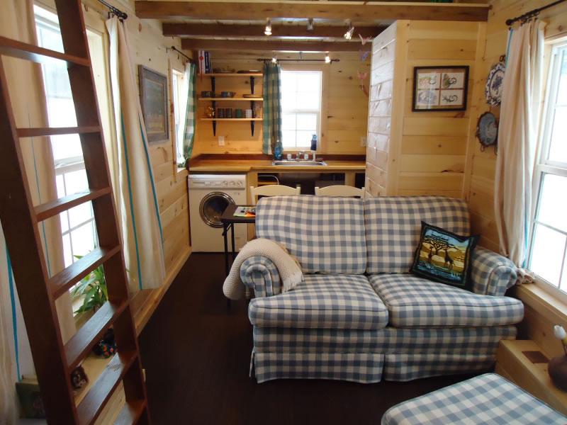 Harvard Designed Tiny Homes: Brevard Tiny House Company