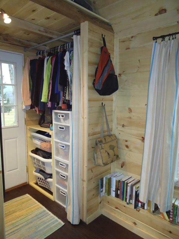 Sunny Side Storage-Brevard Tiny House Company