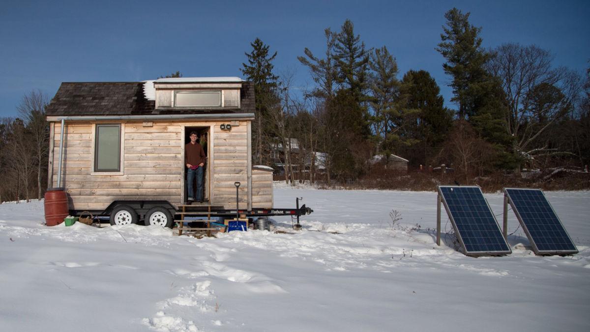 Tiny Houses Bringing Economic Freedom Tinyhousedesign