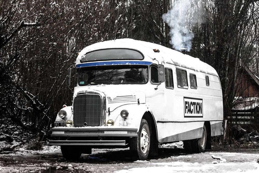 La Chanchita – Off-Grid Adventure Bus