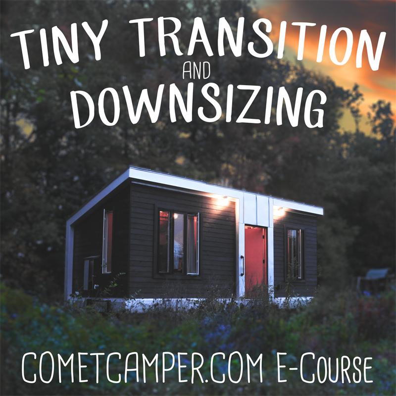 Tiny Transition E-Course 800 Button