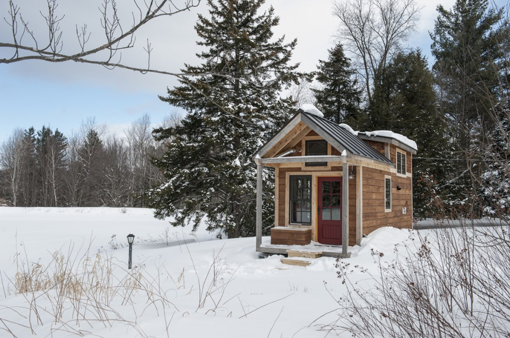 How tiny is too tiny? …An Excerpt from Tiny House Decisions [Book Giveaway Has Ended]