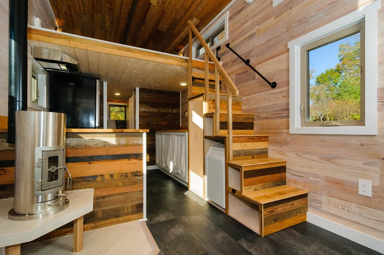 MH by Wishbone Tiny Homes - Interior