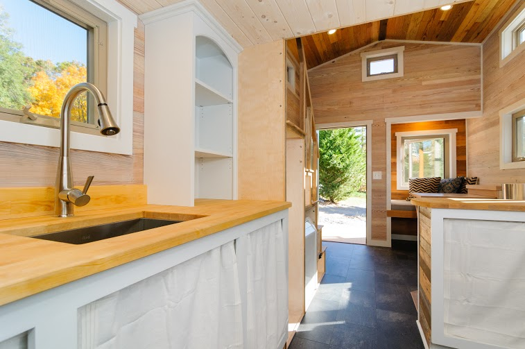 MH by Wishbone Tiny Homes - Kitchen