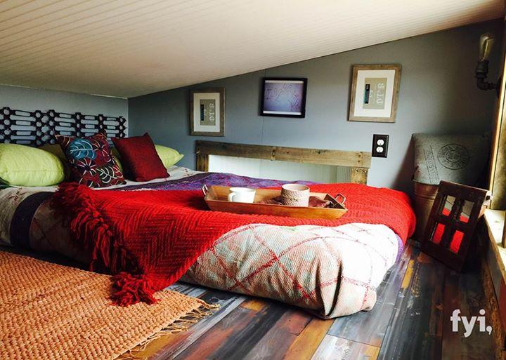 Steampunk Adventure Home - Loft