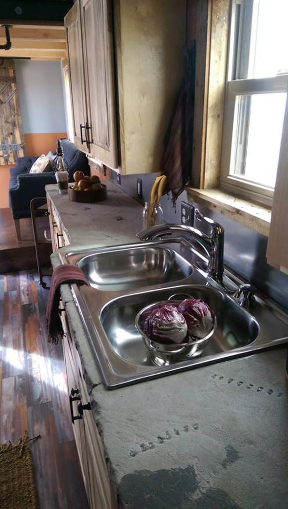 Steampunk Adventure Home - kitchen