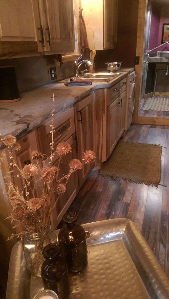 Steampunk Adventure Home - kitchen2