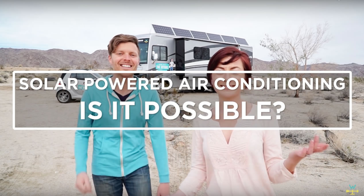 Can Off-Grid Solar Power Air Conditioning?