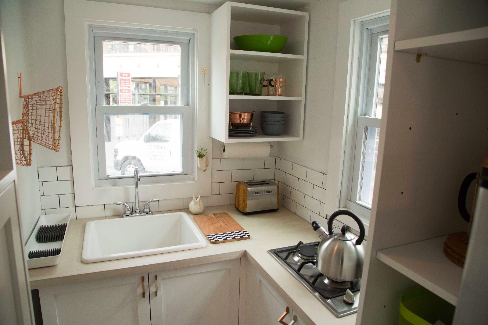 A Tiny Task Kitchen
