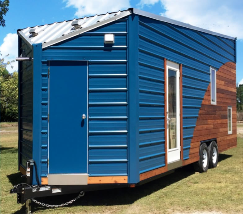 Cover Story Tiny House Magazine Issue 41 #TinyLab.