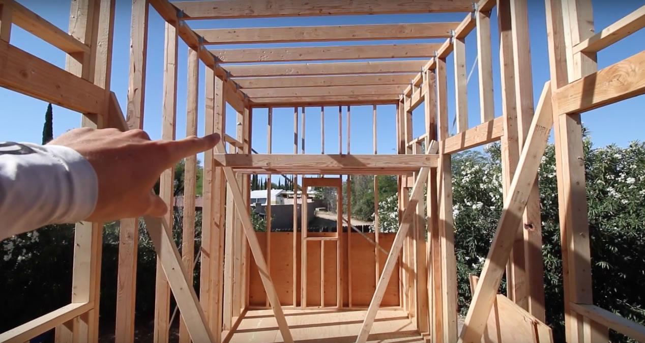 Life Inside A Box - Building a Tiny House