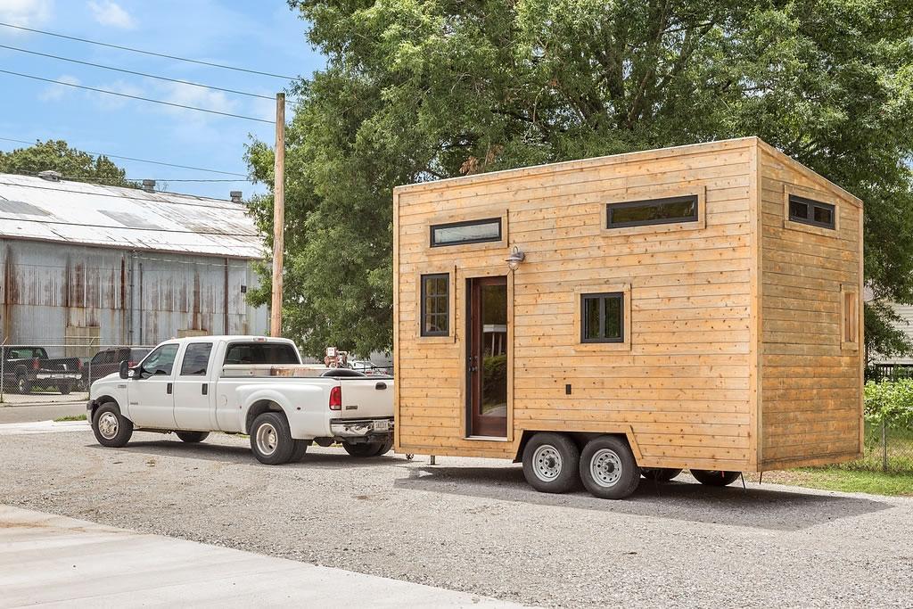 25K Cedar Tiny Home