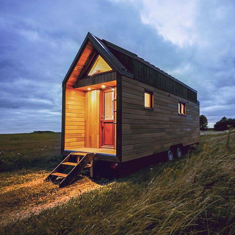 L'Odyssée – French Tiny House