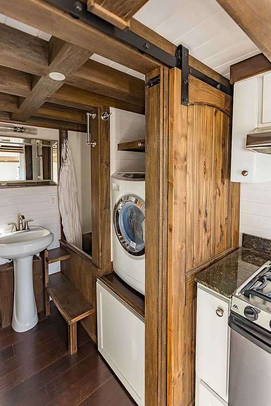 Nooga Blue Sky by Tiny House Chattanooga Bathroom Launrdy