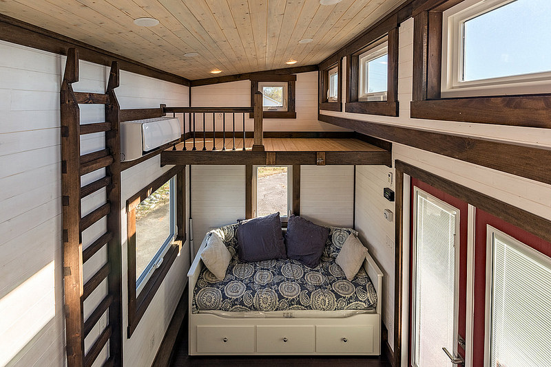 Nooga Blue Sky by Tiny House Chattanooga Loft 2