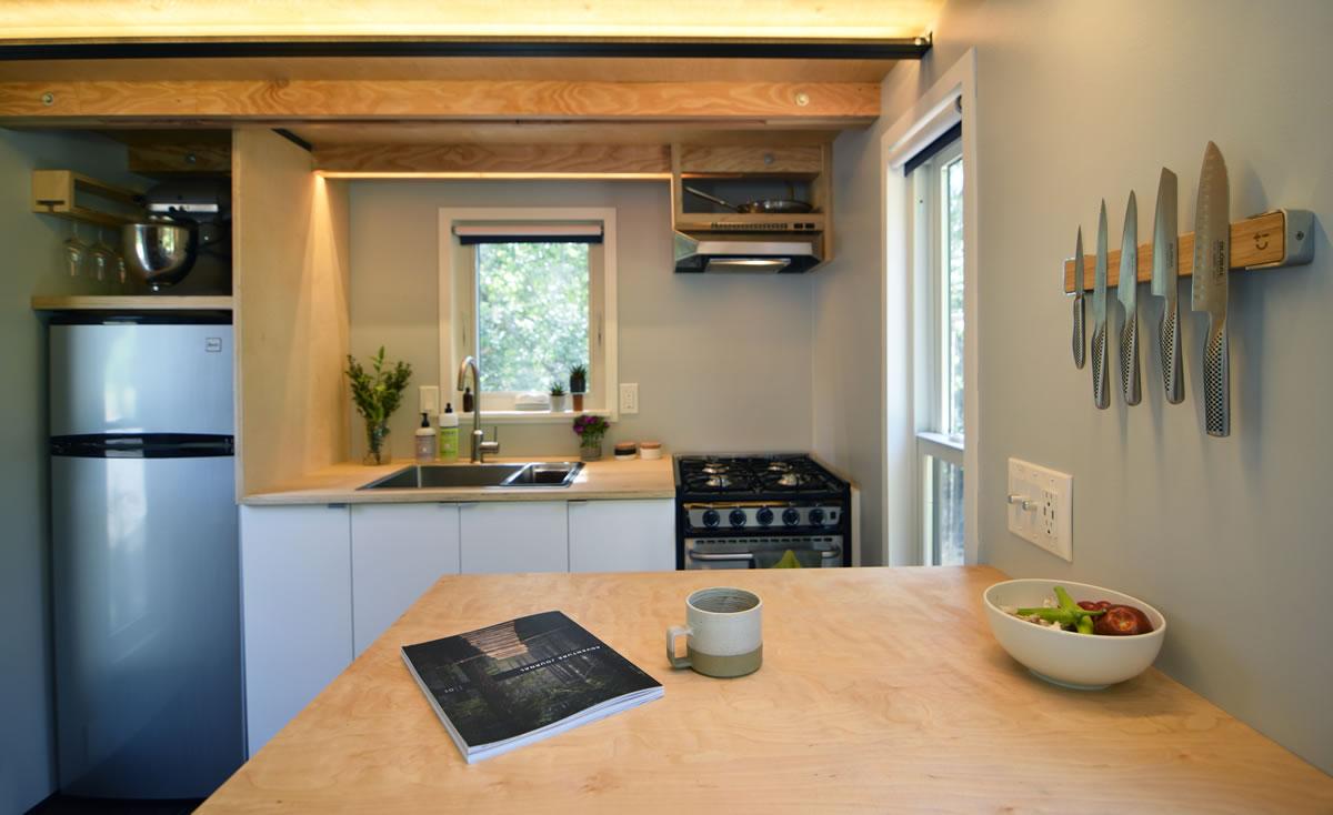 shedsistence kitchen