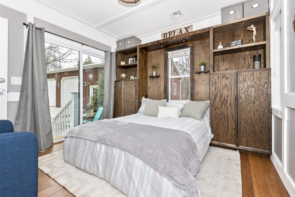 Dreamwood by Humble Houses - Bedroom