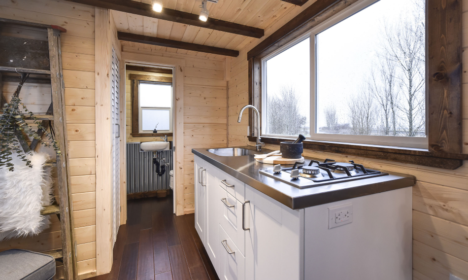 Kitchen - Napa Edition by Mint Tiny Homes