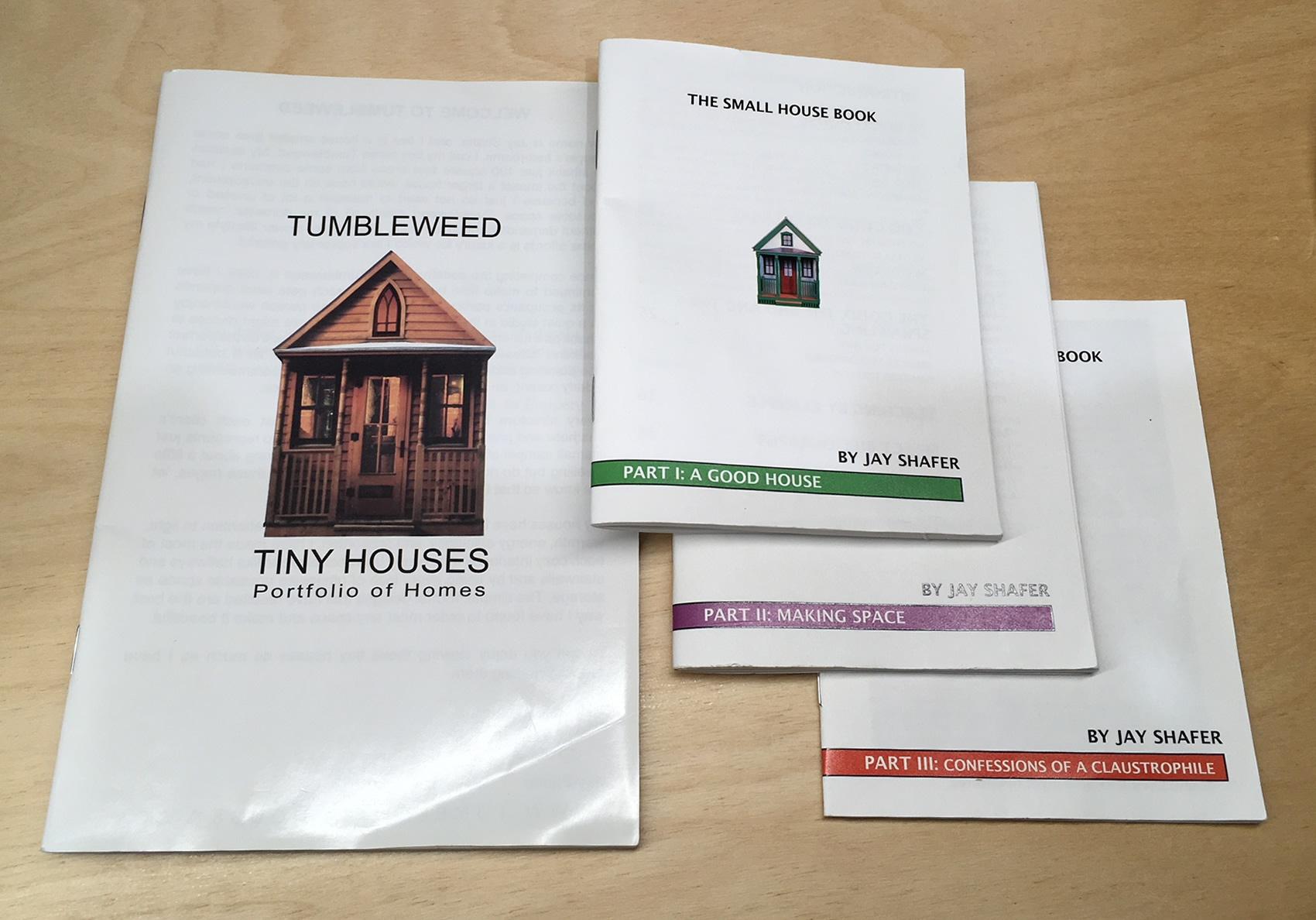 The Original Tiny House Books