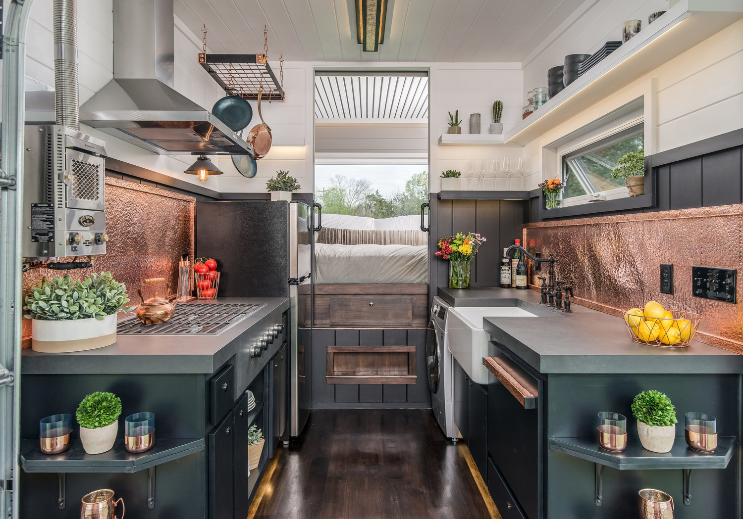 The Escher by New Frontier Tiny Homes