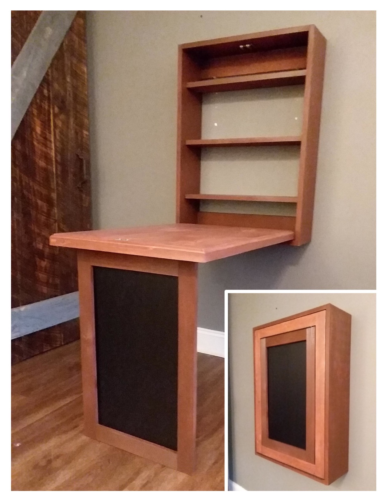 This Murphy Dinette is Perfect for a Tiny House ...
