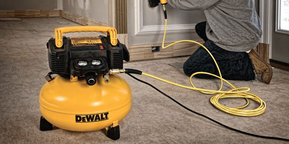 12 Recommended Portable Air Compressors for all Budgets – TinyHouseDesign