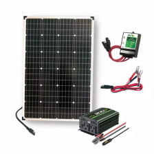 5 Best Solar Panels for Campers and Off-Grid Camping