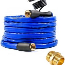 Top 5 Cold Weather Camping and Heated Water Supply Hoses